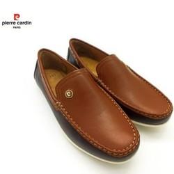 Giày Lười Da Pierre Cardin PCMFWLF 729GLD màu gold