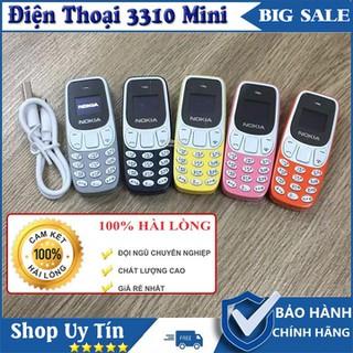 Điện thoại cục gạch - Điện Thoại Mini 3310 -4 thumbnail
