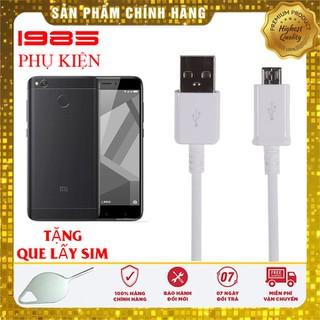 Cáp Sạc Nhanh Xiaomi Redmi 4X - cáp_redmi4X thumbnail