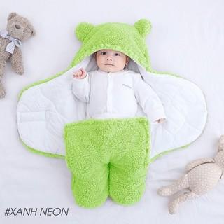 túi gấu ngủ cho bé - túi gấu ngủ - túi gấu ngủ cho bé thumbnail