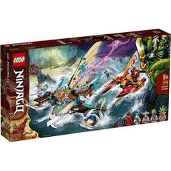 LEGO 71748 Ninjago - Trận Chiến Trên Biển Catamaran
