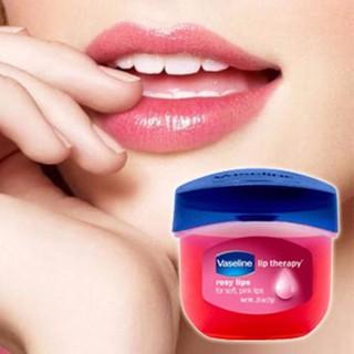 Son Dưỡng Môi Hồng Xinh Vaseline Mùi Hoa Hồng Lip Therapy Rosy Lips 7g - 4543742928 thumbnail