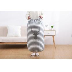 Combo 2 túi đựng chăn màn quần áo chống ẩm có dây rút