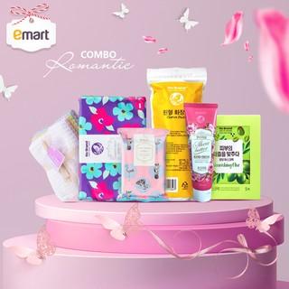 Combo Gift Set Quà Tặng 8 3 Đặc Biệt - Romantic Lãng Mạn No Brand Hàn Quốc - Emart VN - WMD_PREMIUM thumbnail