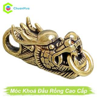 Móc Khoá Đầu Rồng - PKA097 Móc Khoá Đầu Rồng thumbnail
