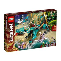 LEGO 71746 Ninjago - Rồng Thần Jungle Của Lloyd