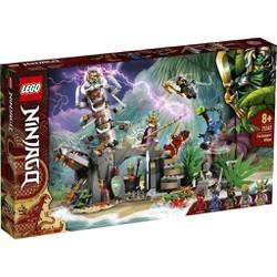 LEGO 71747 Ninjago - Ngôi Làng Rừng Xanh