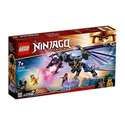 LEGO 71742 Ninjago - Rồng Đen Của Chúa Tể Overlord
