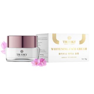 [CHÍNH HÃNG] Kem dưỡng trắng da mặt Truesky dạng lotion thẩm thấu nhanh 15g - Whitening Face Cream - kem face thumbnail