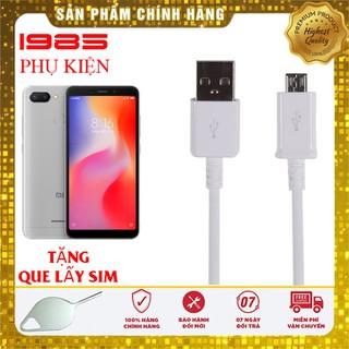 Cáp Sạc Nhanh Xiaomi Redmi 6 - cáp_redmi6 thumbnail