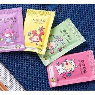 Túi thơm mini 12 cung hoàng đạo - tuithommini1 thumbnail