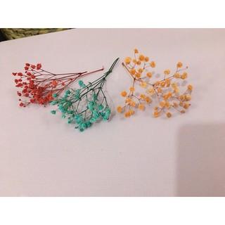 Hoa baby khô - Nhánh hoa khô trang trí - Hoa baby khô - Nhánh hoa khô trang trí thumbnail