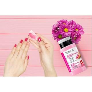 Nước tẩy sơn móng tay & dưỡng móng Eveline Nail Therapy 190ml - 34534785768769 thumbnail