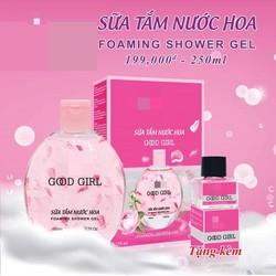 Sữa tắm hương GOOD GIRL , SO SEXY - 250ML + Tặng nước hoa mini 5ML - 2 PHÂN LOẠI