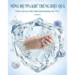 Nước rửa tay khô diệt khuẩn Avatar 75% cồn 40ml - Diệt khuẩn tối đa, Đảm bảo chất lượng - RUATAY-40ml 6