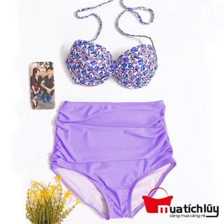 Bộ đồ bơi Bikini BKN128_Mua Tích Lũy - TOM_BKN128 thumbnail