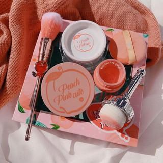 Set 3 món make up Xixi Peach 354 siêu hót - xixi354 thumbnail