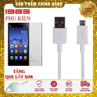 Cáp Sạc Nhanh Xiaomi Mi 3 - cáp_mi3 thumbnail