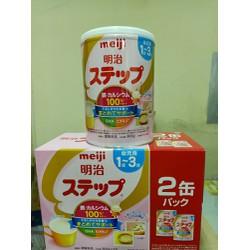 Mẫu mới - Sữa Meiji nội địa số 9  800g