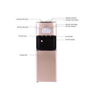 Cây nước nóng lạnh Hyundai HDE 5205- Dung Tích Làm Lạnh 5L. - 3008851733 thumbnail
