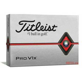 Bóng golf titleist pro v1x 2019 hộp 12 quả [ĐƯỢC KIỂM HÀNG] - 41269389 thumbnail