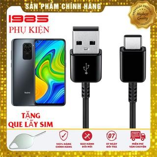 Cáp Sạc Nhanh Xiaomi Redmi Note 9 - cáp_redmi Note9 thumbnail