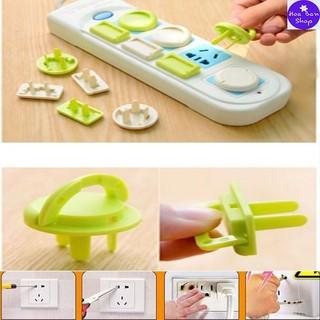 Bịt ổ điện 2 chân cao cấp chống giật nhỏ gọn chắc chắn bảo vệ an toàn cho bé - bitodien thumbnail