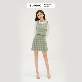 Chân váy nữ form A cơ bản GUMAC VB360 - VB360 thumbnail