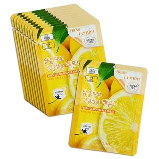 Mặt Nạ Chiết Xuất Chanh 3W Clinic Fresh Lemon Mask Sheet - MN01 thumbnail