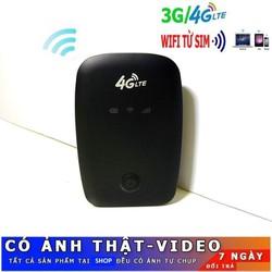 Thiết bị mạng không dây Phát sóng wifi từ sim- CẤU HÌNH CỰC CAO-MIFI 4G phiên bản đời mới