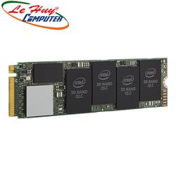 SSD Intel 660P 512GB M.2 2280 NVMe - SSDPEKNW512G8X1