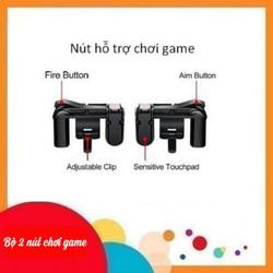 Bộ 2 Nút Bấm Chơi Game Pubg Dòng K01 Hỗ Trợ Chơi Pubg Mobile  Ros Mobile Trên Mobile      Nút Cơ