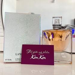 NƯỚC HOA NỮ LAVIE EST BELLE EDP 75ML thơm dai,nước hoa nữ hương thơm ngọt ngào quyến rủ