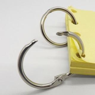 Móc còng khoen vòng làm sách vải đóng gáy sách - 7023357325 thumbnail