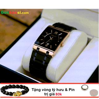 Đồng hồ nam Đồng hồ nam Halei cao cấp - Đồng hồ 24059070 thumbnail