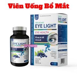 Viên Uống Bổ Mắt Eye Light- Giúp giảm nguy cơ đục thủy tinh thể, giảm mỏi mắt, nhức mắt, mờ mắt