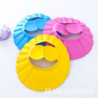 Mũ Tắm Chắn Nước Cho Bé - muchannuocc thumbnail