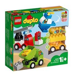 LEGO DUPLO Bộ Xe Hơi Đầu Tiên Của Bé 10886 (34 chi tiết)