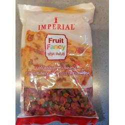 [1 Kg] Mứt trái cây hỗn hợp (nguyên liệu làm bánh, kem) [Thailand] IMPERIAL Mixed Fruit Fancy (halal) (cac-hk)
