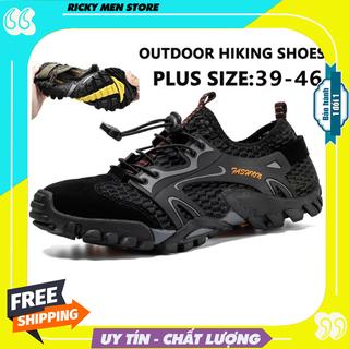 Giày Leo Núi - Giày Lội Nước - Leo Núi , Đi Phượt - Giày Đi Câu Cá - MS16 thumbnail
