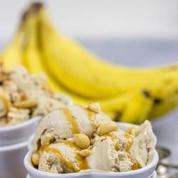 Mứt chuối - Rubicone Banana 3KG - Nguyên liệu làm kem, bánh ngọt hương vị chuối - Vua Kem