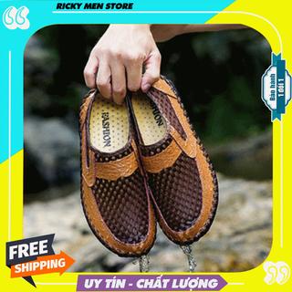 Giày lười đi biển - Giày Lội Nước - Giày Leo Núi - Giày Đi Câu Cá - MS08 thumbnail