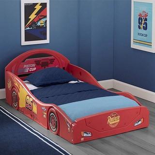 Giường ngủ cho bé hình ô tô + kèm đệm ( Phù hợp cho bé từ 1-8 tuổi ) - LA0683 thumbnail