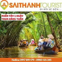 Tour du lịch Mỹ Tho – Bến Tre 1 ngày khởi hành TP HCM hằng ngày Sài Thành Tourist