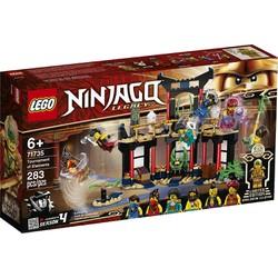 LEGO NINJAGO - 71735 - GIẢI ĐẤU CỦA NHỮNG BẬC THẦY - TOURNAMENT OF ELEMENTS