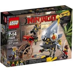 THE LEGO NINJAGO MOVIE - 70629 - CUỘC TẤN CÔNG CỦA ROBOT CÁ PIRANHA - PIRANHA ATTACK