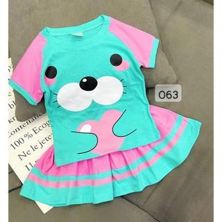 Bộ váy cho bé gái - 0631 thumbnail