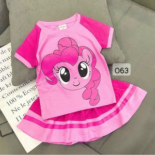 Bộ váy bé gái set váy bé gái size đại - 063 thumbnail