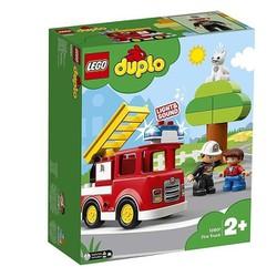 Đồ chơi LEGO DUPLO - Xe Cứu Hỏa Của Bé - 10901
