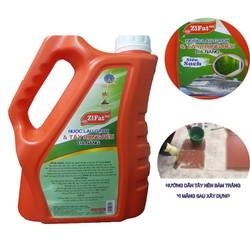 Nước lau gạch và tẩy rong rêu đa năng 2l can cam chuyên tẩy rong rêu cực mạnh – chăm sóc làm sạch nhà cửa